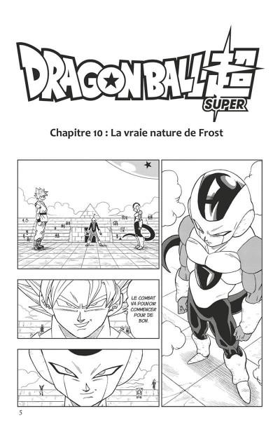 Page 6 Dragon ball super tome 2