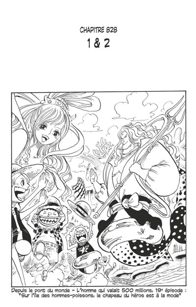 Page 6 One piece tome 83