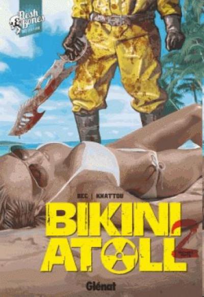 Couverture Bikini atoll tome 2