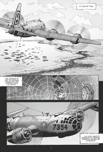 Page 1 Bikini atoll tome 2