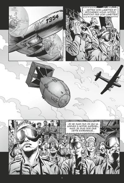 Page 3 Bikini atoll tome 2