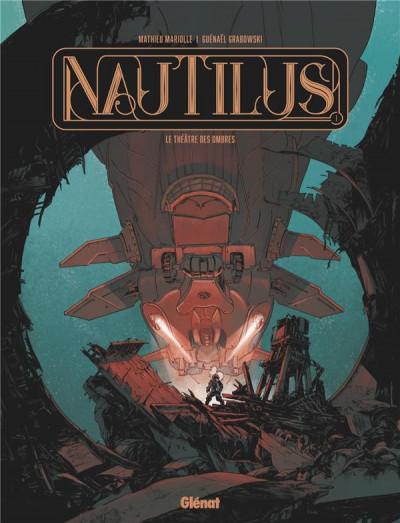 Couverture Nautilus tome 1