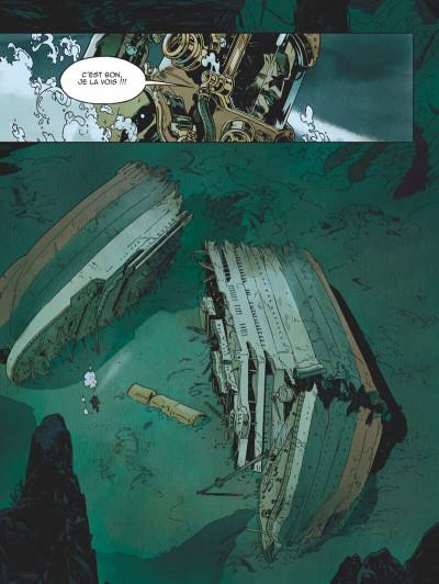 Page 3 Nautilus tome 1