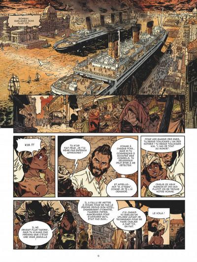 Page 8 Nautilus tome 1
