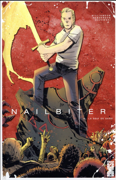 Couverture Nailbiter tome 4