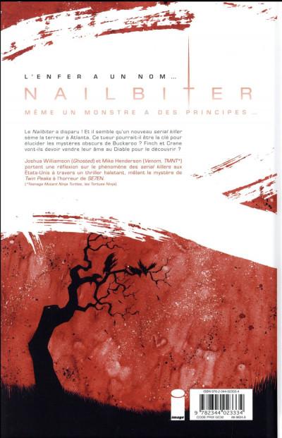 Dos Nailbiter tome 4