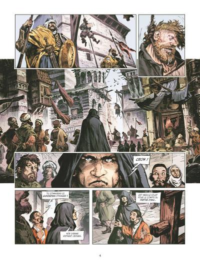 Page 7 Conan le cimmérien - La maison aux trois bandits