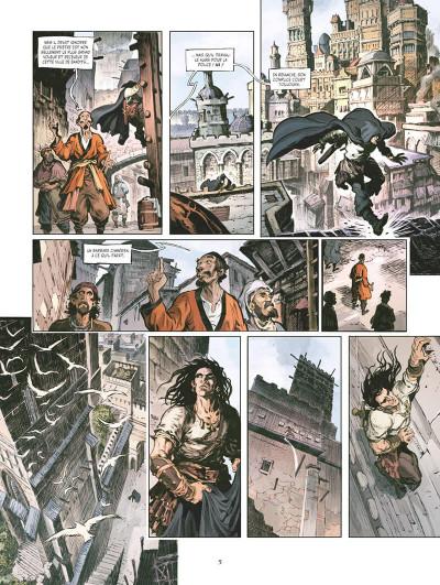 Page 8 Conan le cimmérien - La maison aux trois bandits