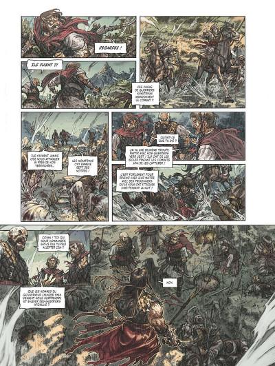Page 7 Conan le Cimmérien - Le peuple du cercle noir + ex-libris offert
