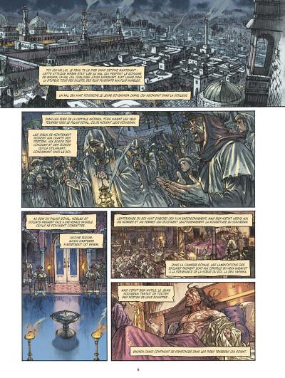 Page 9 Conan le Cimmérien - Le peuple du cercle noir + ex-libris offert