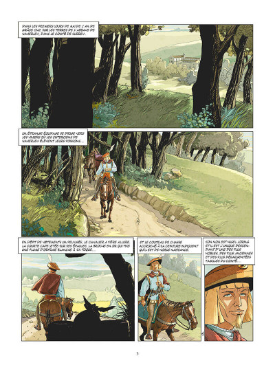 Page 2 Sir Nigel tome 1