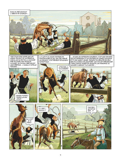 Page 4 Sir Nigel tome 1
