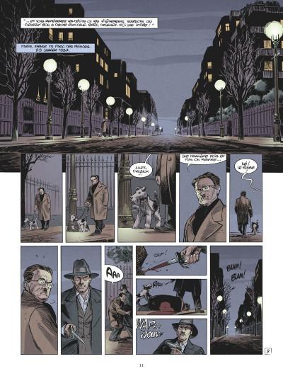 Page 0 La cagoule tome 1