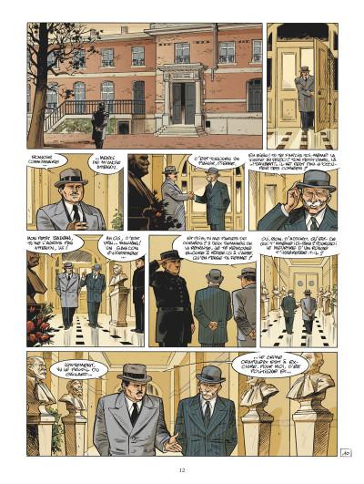 Page 1 La cagoule tome 1