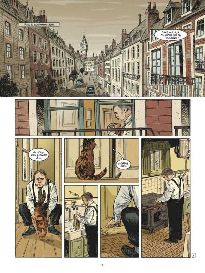 Page 2 La cagoule tome 1