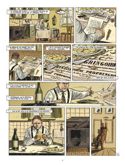 Page 3 La cagoule tome 1