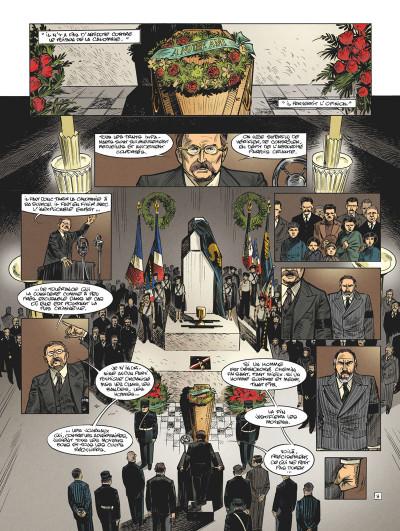 Page 4 La cagoule tome 1