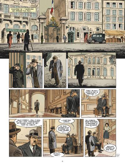 Page 5 La cagoule tome 1