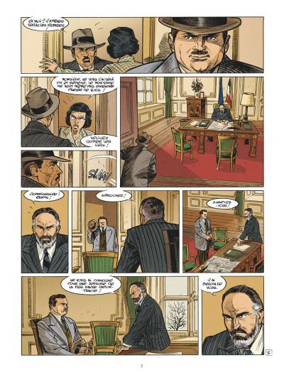 Page 6 La cagoule tome 1