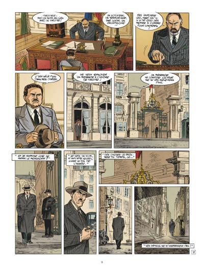 Page 8 La cagoule tome 1
