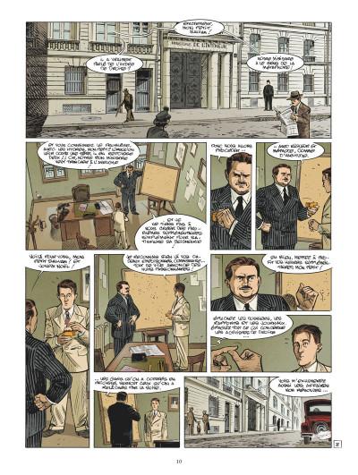 Page 9 La cagoule tome 1