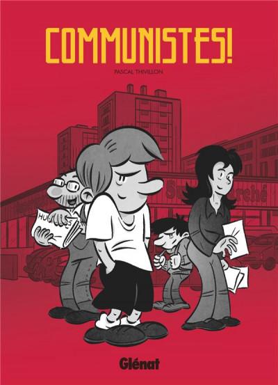 Couverture Communistes !