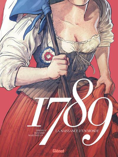 Couverture 1789 - La naissance d'un monde