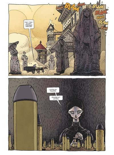 Page 9 Dans l'antre de la pénitence