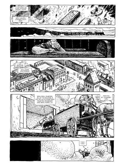 Page 1 Dans l'antre de la pénitence - édition collector n&b
