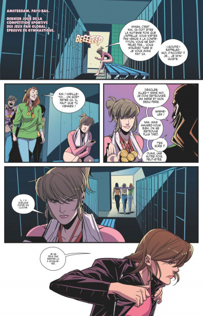 Page 1 Power Rangers - Pink
