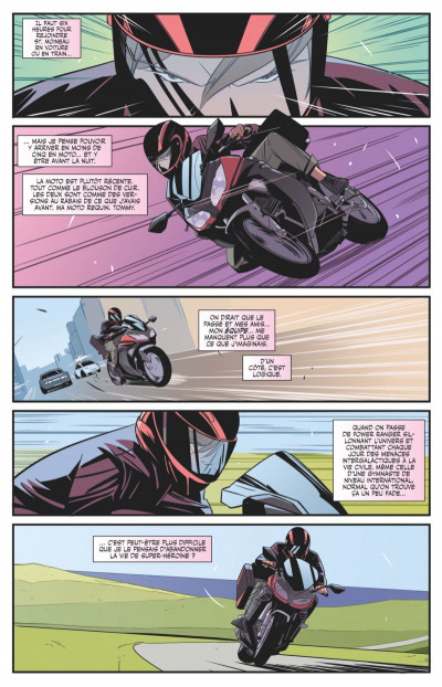 Page 2 Power Rangers - Pink