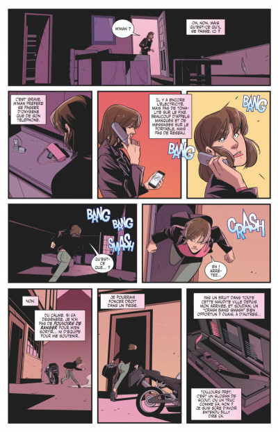 Page 4 Power Rangers - Pink