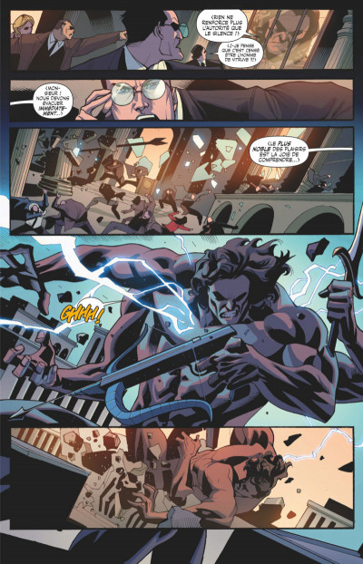 Page 3 Power rangers tome 2