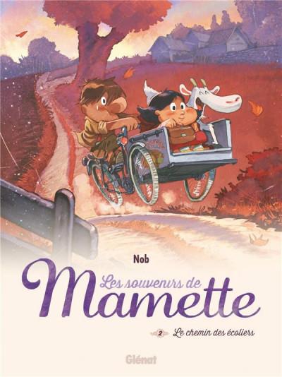 Couverture Les souvenirs de Mamette tome 2