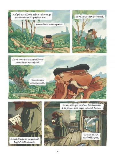 Page 2 Les souvenirs de Mamette tome 2