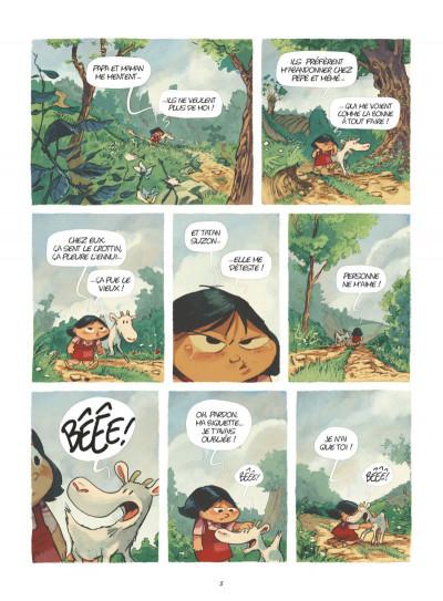Page 3 Les souvenirs de Mamette tome 2