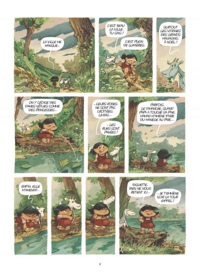 Page 4 Les souvenirs de Mamette tome 2