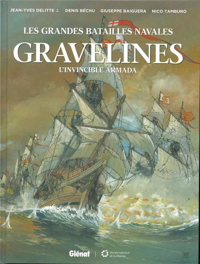 Couverture Gravelines - L'invincible armada