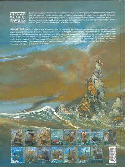 Dos Gravelines - L'invincible armada