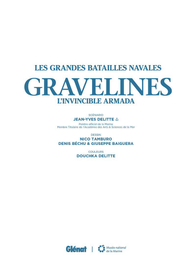 Page 2 Gravelines - L'invincible armada