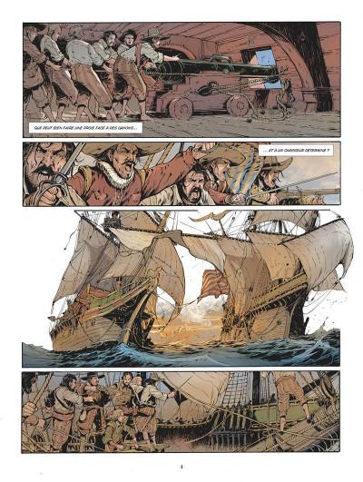 Page 5 Gravelines - L'invincible armada