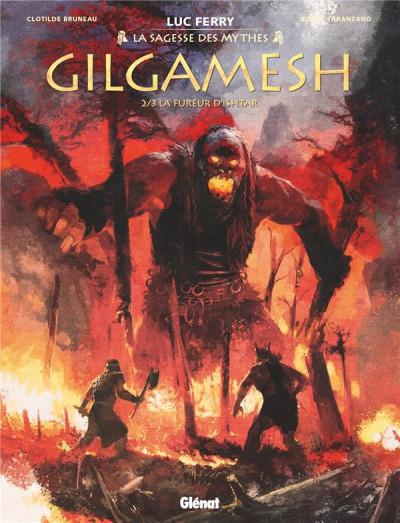 Couverture Gilgamesh tome 2
