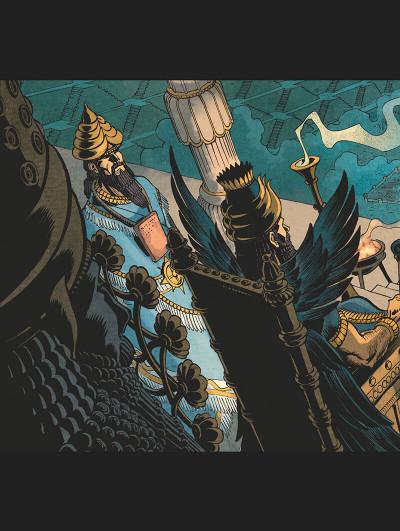 Page 1 Gilgamesh tome 2