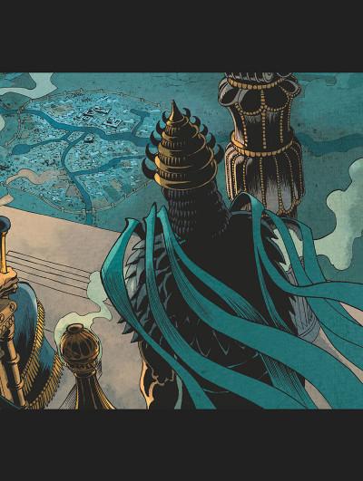 Page 2 Gilgamesh tome 2