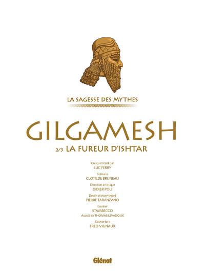 Page 4 Gilgamesh tome 2