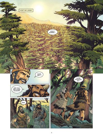 Page 6 Gilgamesh tome 2