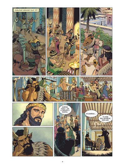 Page 7 Gilgamesh tome 2
