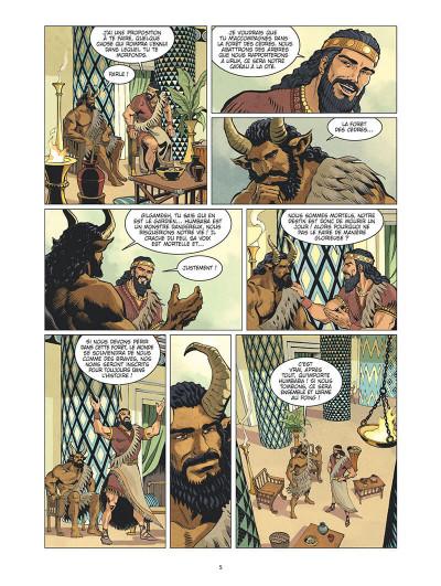 Page 8 Gilgamesh tome 2