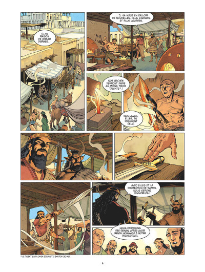 Page 9 Gilgamesh tome 2