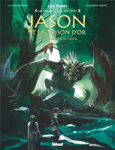 Couverture Jason et la toison d'or tome 3
